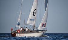Copernicus – jedyny polski jacht startujący w rejsie legend Volvo Ocean Race