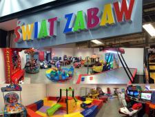 Świat Zabaw w Quick Parku Mysłowice