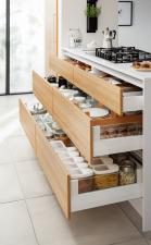 Jakie szuflady warto mieć w kuchni?