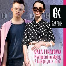 """Kraków modą stoi. Finałowa gala akcji """"Przyłapani na modzie"""""""