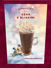 Czekoladowa zima w COSTA COFFEE