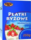Dietetycznie i ekspresowo, czyli błyskawiczne płatki ryżowe od firmy Krawpak