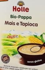 Menu maluszka pełne nowych smaków - EKOLOGICZNA KASZKA KUKURYDZINA Z TAPIOKĄ dla niemowląt od 4 mies