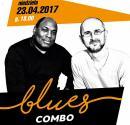 """Blues– muzyka uczuć  w wykonaniu duetu Keith Dunn i Harsh Guitar Mark w DK """"Strzecha"""""""