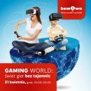 Zagraj w najpopularniejsze gry komputerowe w Galerii Bemowo