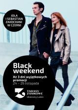 Black Weekend w Tarasach Zamkowych, czyli aż 3 dni wyjątkowych promocji!