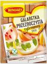 Nowy pyszny smak Galaretki Przezroczystej WINIARY! Odkryj cytrusową NOWOŚĆ!