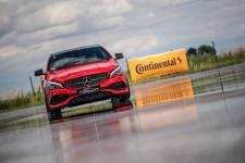Continental partnerem cyklu szkoleń bezpiecznej jazdy Mercedes-Benz Safety Experience