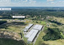 Panattoni Park Zielona Góra z najemcą e-commerce - 30 tys. kw. dla expondo Polska