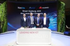 Huawei i DU-IT budują Smart City w Niemczech