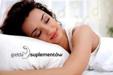 Suplement poprawiający zasypianie i jakość snu!