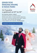 Odkryj Śnieżną Krainę w NoVa Park