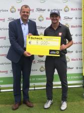 Mateusz Gradecki najlepszy wśród zawodowców w Raiffeisen Pro Golf Tour St. Pölten!