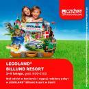 Szalony weekend z LEGOLAND® Billund Resort w Centrum Handlowym Czyżyny