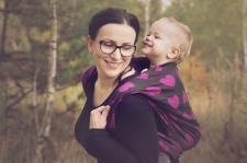 Chustonoszenie - naturalna potrzeba bliskości