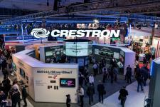 Sony Professional Solutions Europe  wspierał firmę Crestron na targach ISE 2018