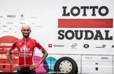 Tomasz Marczyński z Lotto Soudal debiutuje w Tour de France