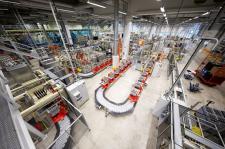 Fabryka Volvo w Skövde – pierwszy przyjazdy dla środowiska zakład Volvo Cars