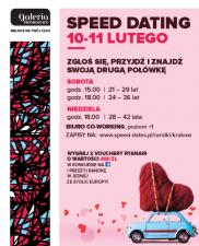 Speed Dating w Galerii Bronowice