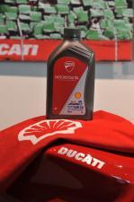 Shell i Ducati rozszerzają współpracę