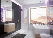 Sposób na komplet-ną łazienkę od SANPLAST SA