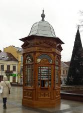 Nietypowy salonik Kolportera – wizytówką Kielc