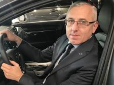 Jacek Giec Managerem Sprzedaży Samochodów Używanych Volvo Car Poland