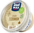 Bezglutenowe przysmaki od firmy SmakMAK - Smalec z cebulką i mięsem oraz Smalec z czosnkiem