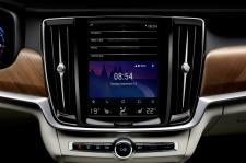 Nowe funkcje connectivity w modelach Volvo serii 90