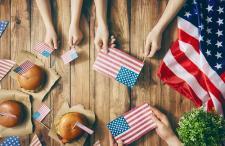 Impreza w amerykańskimi stylu