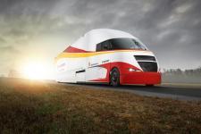 Shell oraz AirFlow Truck Company prezentują ekologiczną  i ekonomiczną ciężarówkę Starship