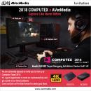 AVerMedia zaprasza na Computex 2018