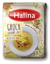 Strączka idealna, czyli groch marki Halina