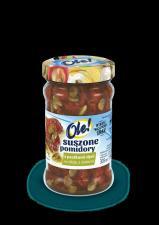 Suszone pomidory Ole! … teraz z pestkami dyni!