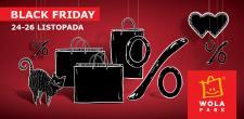 Black Friday w Wola Parku