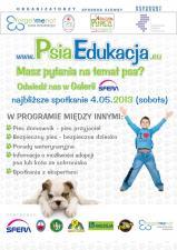 Majówkowa Psia Edukacja