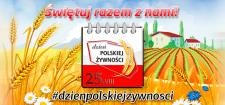 25 sierpnia to Dzień polskiej żywności