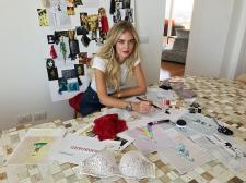 """Chiara Ferragni zaprojektuje kostiumy do nowej edycji Intimissimi on Ice 2017: """"A Legend of Beauty"""""""