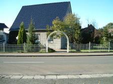 Pergola ogrodowa z paneli