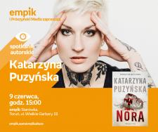 Katarzyna Puzyńska   Empik Starówka