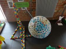 Uczniowie tworzyli sztukę na Dzień Ziemi – Urząd Miasta i Stena Recycling w Siemianowicach Śląskich