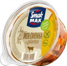 Pełna smaku przekąska na mały i duży głód - wołowinka w galaretce marki SmakMAK