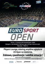 Epson zaprasza  na tenisowy turniej EUROSPORT OPEN 2013