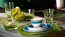 Kolor wygrywa: szklana kolekcja Colour Concept od Villeroy & Boch w trzech nowych barwach