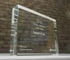 InsERT Partnerem Roku Microsoft