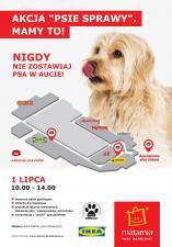 """""""Psie sprawy"""" – PH Matarnia i IKEA świętują dzień czworonogów"""
