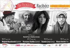 Mocna dawka jazzu- Mazolewski, Manu Katche i Yasmin Levy na 800-lecie Raciborza!