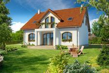 Wygodny dom na jesień życia - projekty domów LIPIŃSCY