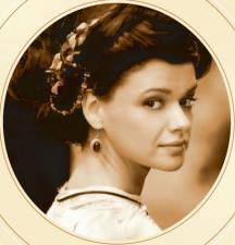 Makijaż z Madame LAMBRE