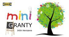 IKEA Warszawa po raz kolejny poszukuje organizacji NGO - III edycja konkursu Minigranty